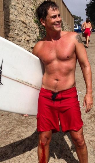 Rob Lowe nackt Bilder