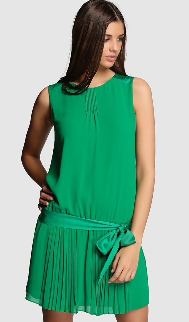 Vestidos el corte ingles verdes - Textil el corte ingles ...