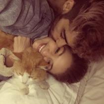Gigi Hadid, loca por Zayn Malik en Instagram