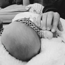 El Día del Padre de Tania Llasera y su marido en Instagram
