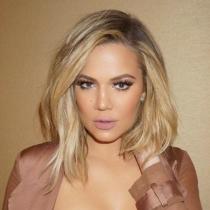 Khloé Kardashian, una experta en maquillaje