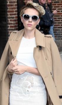 Tratamientos de belleza: Scarlett Johansson y el vinagre de manzana