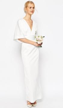 Una novia low cost puede vestir muy guapa de ASOS