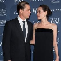 Horóscopo de famosos: Brad Pitt y Angelina Jolie, Sagitario y Géminis
