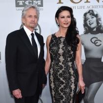 Horóscopo de famosos: Catherine Zeta Jones y Michael Douglas son Libra