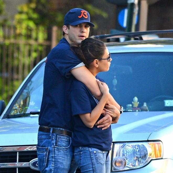 Horóscopo de famosos: Mila Kunis, Leo y Ashton Kutcher Acuario