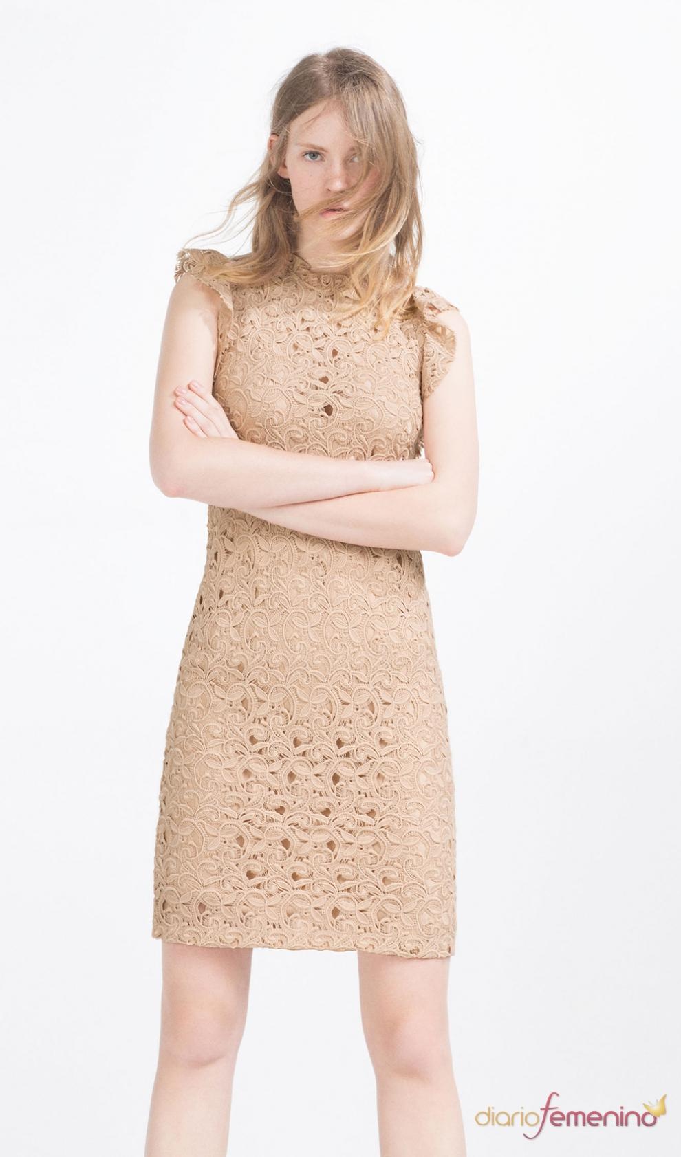 Vestidos de fiesta cortos en zara 2018