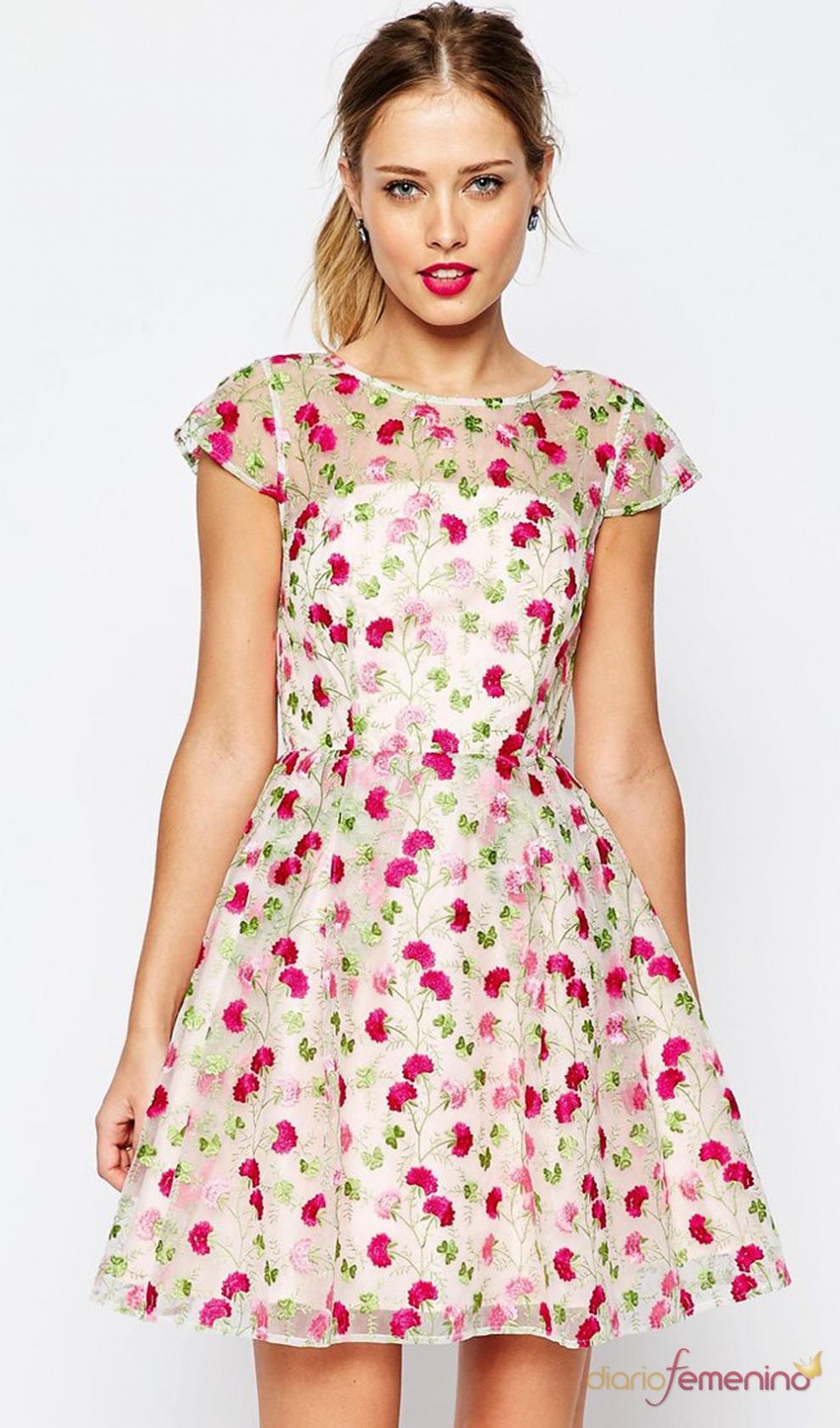 Ver fotos de vestidos cortos para fiesta