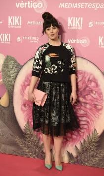 Premiere KIKI: Sara Vega, divertida y estupenda