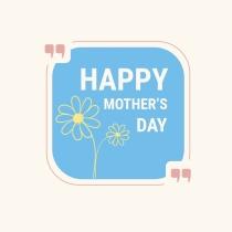 Pasa un feliz día de la madre con quien más te quiere