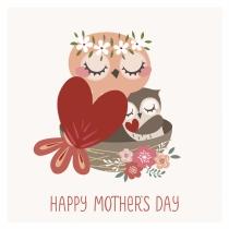 La protección de una madre, ideal para su día especial