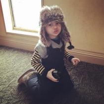 El niño más gracioso de Alessandra Ambrosio