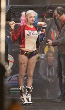 Villanas sexys del cine: Margot Robbie en Suicide Squad