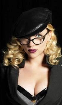 Villanas sexys del cine: Scarlett Johannson en The Spirit
