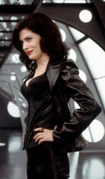 Villanas sexys del cine: Lara Flynn Boyle en Men in Black II