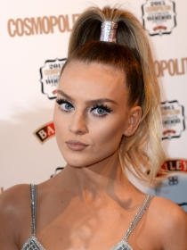 Perrie Edwards y los labios marrones