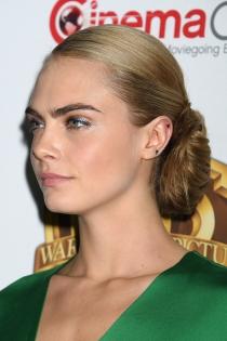 Tendencias beauty: Cara Delevingne, un make up natural