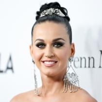 El moño de Katy Perry más elaborado