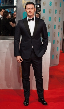 Luke Evans, encantado de haberse conocido