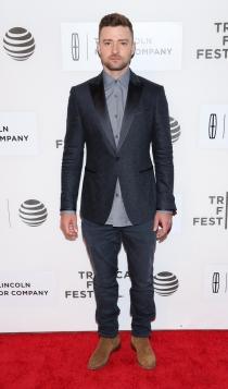 Tribeca 2016: Justin Timberlake, muy guapo