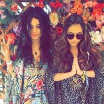 Coachella 2016: Vanessa Hudgens, otra de las habituales del festival
