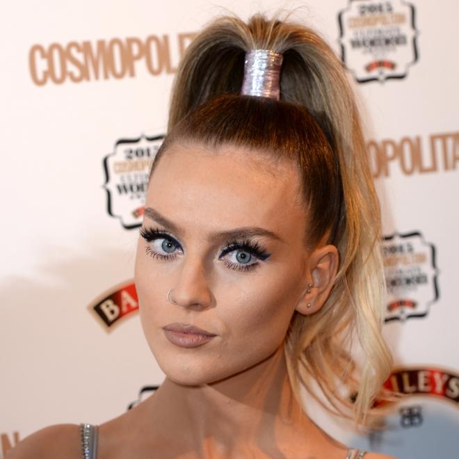 Famosas mejor maquilladas: Perrie Edwards, de Little Mix