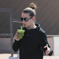 Famosas detox: el batido de Lea Michele