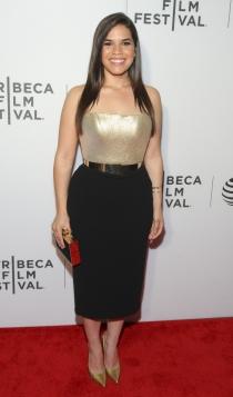 Tribeca 2016: America Ferrera, radiante y estupenda
