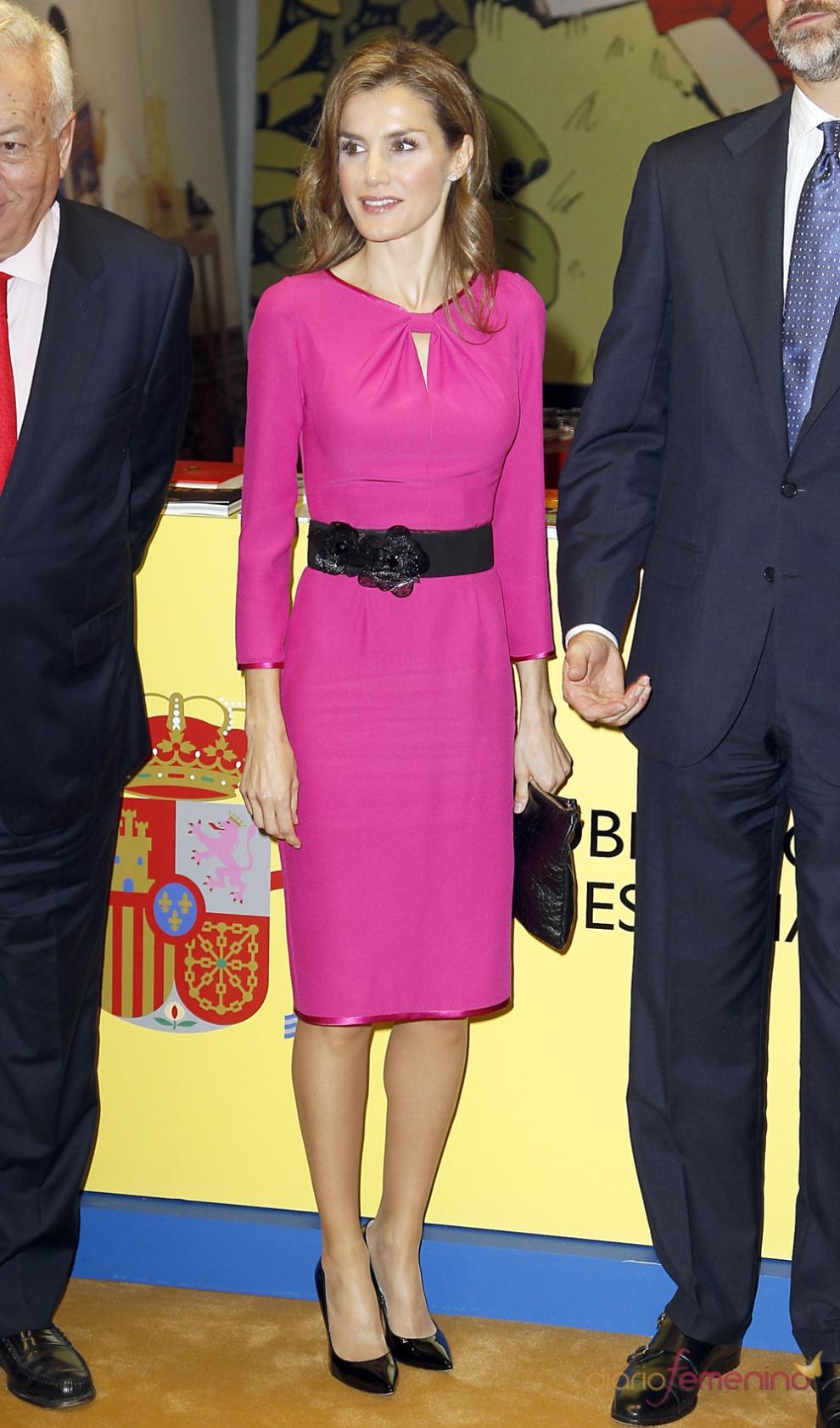 La coronación de Felipe VI y la Reina Letizia en Diario Femenino