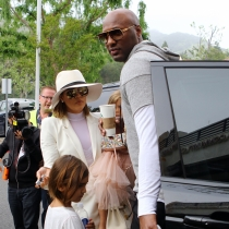Lamar Odom, famoso que fue infiel a Khloé Kardashian