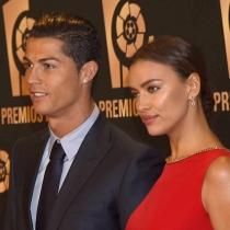 Cristiano Ronaldo también le fue infiel a Irina Shayk