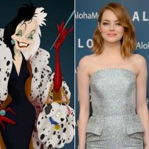 Personajes Disney: Emma Stone es Cruella de Vil