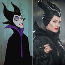 Personajes Disney: Angelina Jolie es Maléfica