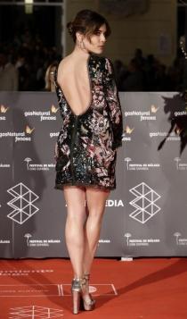Festival de Cine de Málaga 2016: Adriana Ugarte, muy sexy