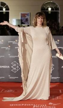 Festival de Cine de Málaga 2016: Emma Suárez, muy guapa