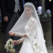Catalina de Cambridge, espectacular en su boda