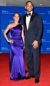 Cena de Corresponsales de la Casa Blanca: Jada Pinkett y Will Smith