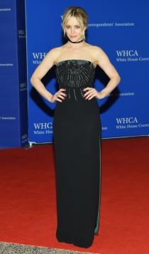 Cena de Corresponsales de la Casa Blanca: Rachel McAdams, muy guapa