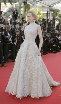 Nicole Kidman, muy guapa