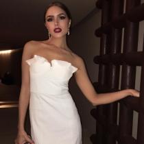 La mirada más sexy de Olivia Culpo