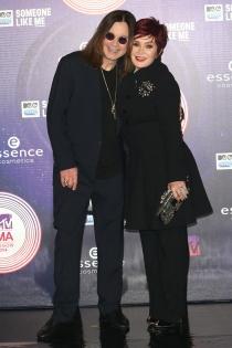 Divorcios famosos: Ozzy Osbourne y Sharon
