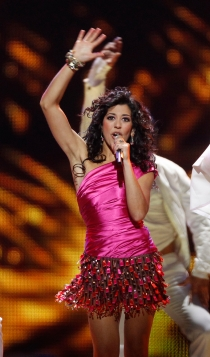 España Eurovisión: Lucía Pérez, total pink y olé