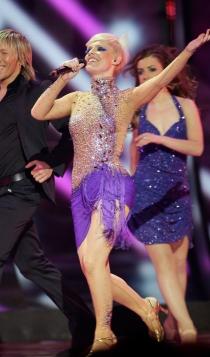Looks España Eurovisión: El lado vedette de Soraya