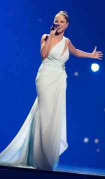 Looks España Eurovisión: Pastora Soler, la más elegante