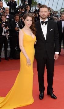 Cannes 2016: Anna Kendrick y Justin Timberlake, muy guapos
