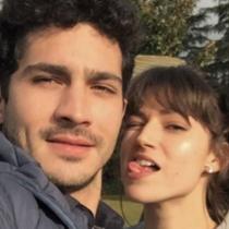 La primera foto de Úrsula Corberó y Chino Darín