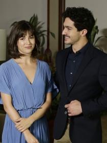 Corberó y Darín, una complicidad que traspasa la pantalla