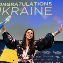 Jamala, flamante ganadora de Eurovisión 2016