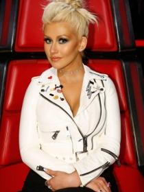 El look más favorecedor de Christina Aguilera