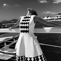 Cannes 2016 en Instagram: Inma Cuesta, fabulosa